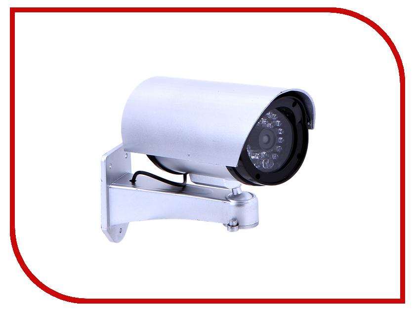 Муляж камеры As Seen On TV Dummy ir Camera xyt 2600 realistic dummy surveillance security cctv camera w flashing red led black
