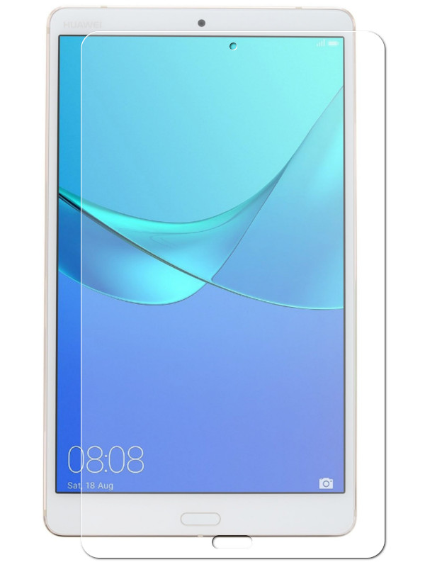 Аксессуар Защитная пленка Huawei Mediapad M5 8.4 Red Line lo 250064к