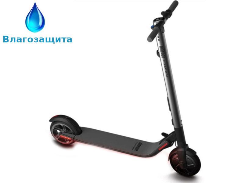 Электросамокат Ninebot By Segway KickScooter ES2 Влагозащита Выгодный набор + серт. 200Р!!!