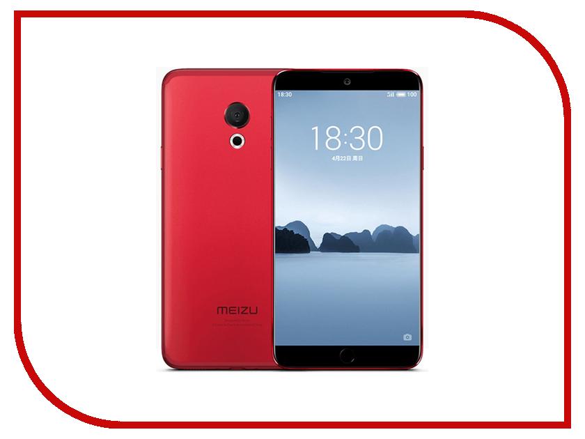 где купить Сотовый телефон Meizu 15 Lite 32Gb Red по лучшей цене