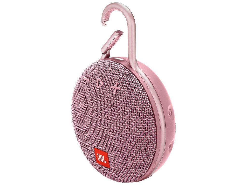 Колонка JBL Clip 3 Pink