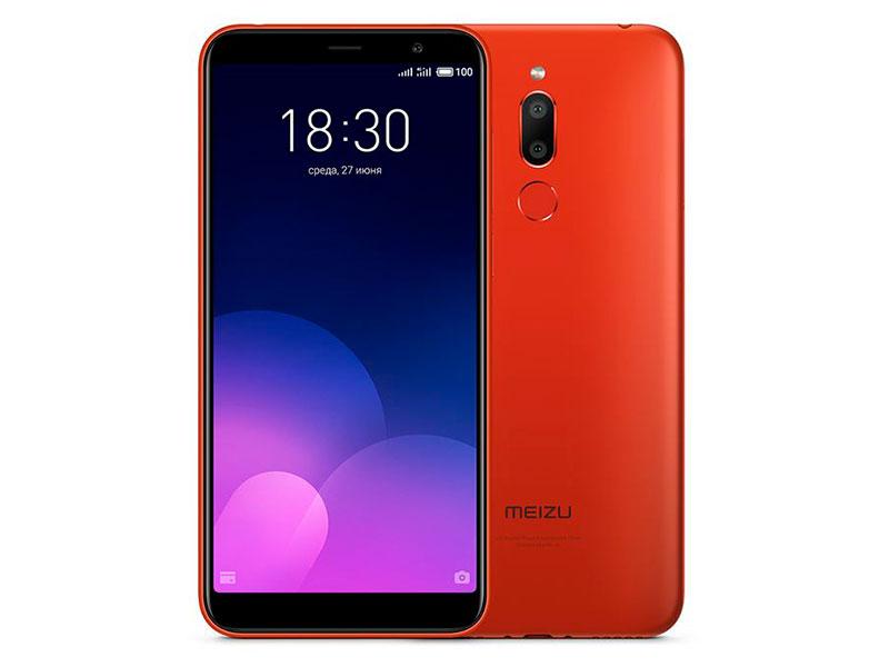 цена на Сотовый телефон Meizu M6T 16Gb Red