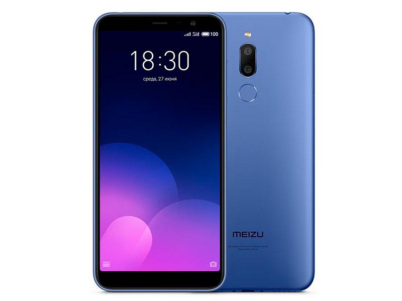 Сотовый телефон Meizu M6T 16Gb Blue