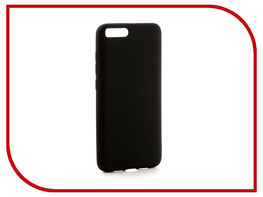 Аксессуар Чехол-накладка для Xiaomi Redmi  6 Gecko Silicone Black -GESKA-XRMI6-