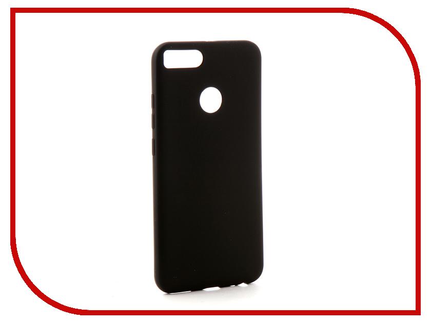Аксессуар Чехол-накладка для Xiaomi Redmi 5X / Mi A1 Gecko Silicone Black S-GESKA-XR5X-BL