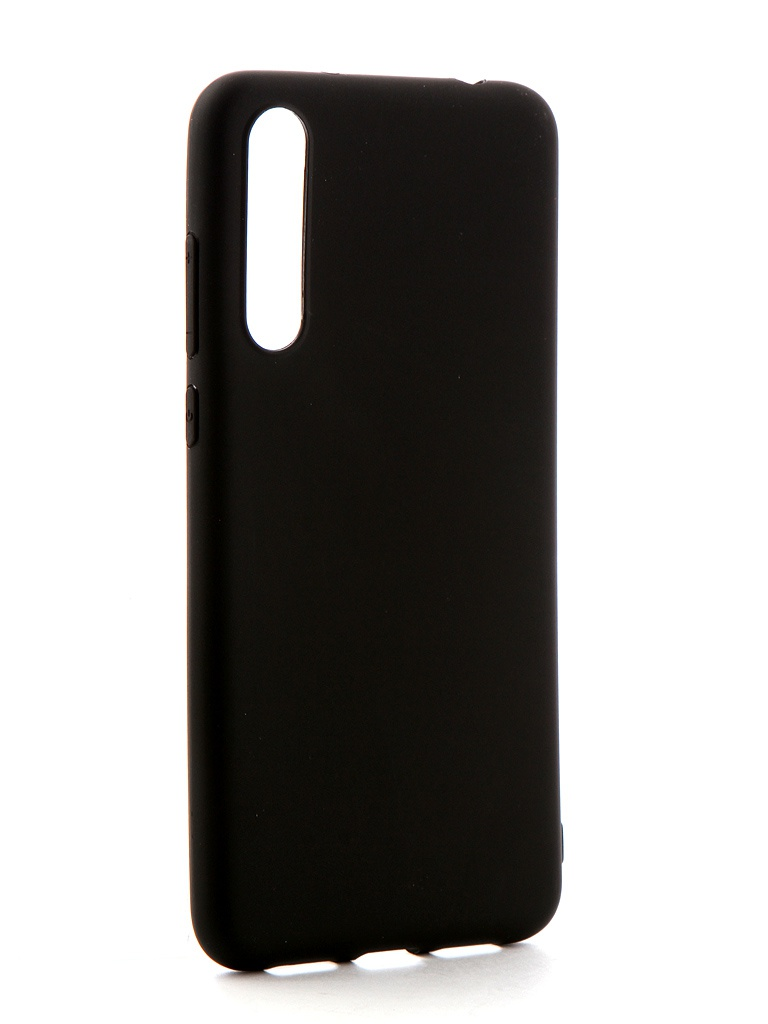купить Аксессуар Чехол-накладка Gecko для Huawei P20 Pro Silicone Black S-GESKA-HAW-P20Pro-BL онлайн