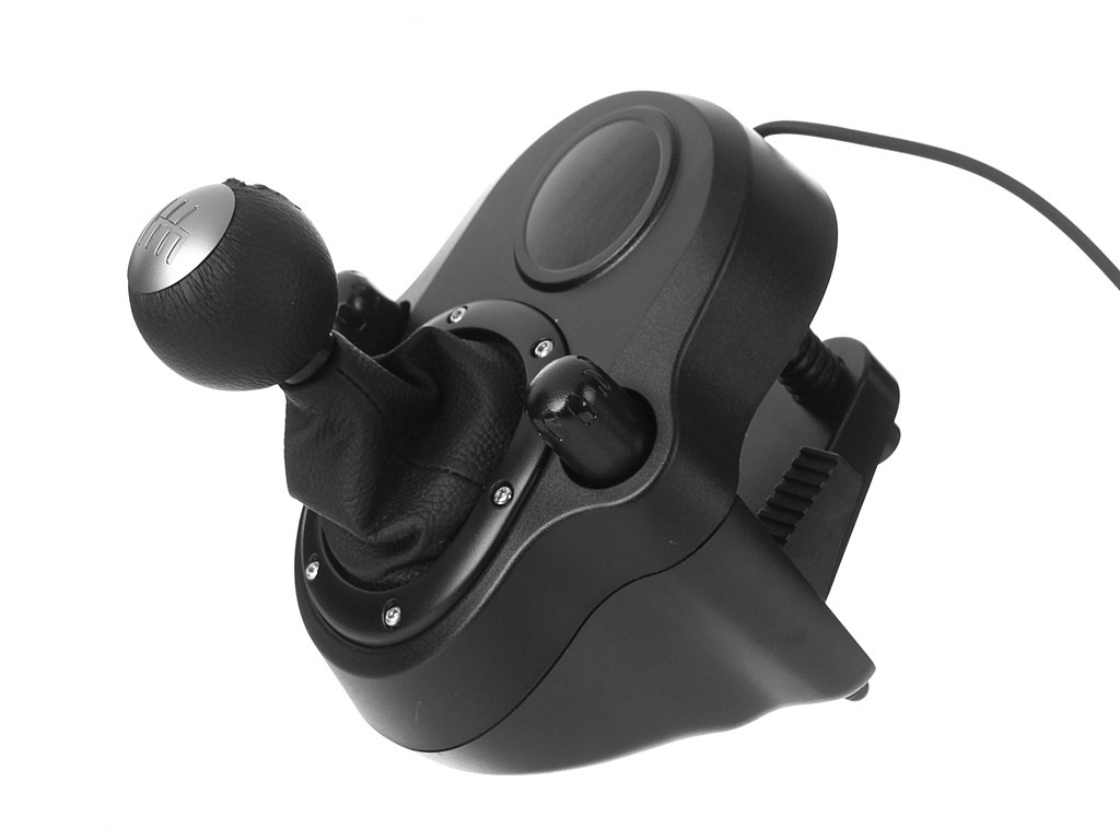 Рычаг переключения передач Logitech Driving Force Shifter 941-000130 цена