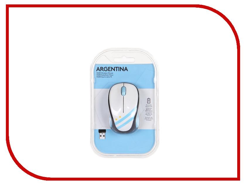 все цены на Мышь Logitech M238 Fan Collection Argentina 910-005397 онлайн