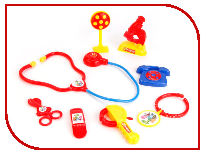 Игра Играем вместе Фиксики Набор доктор B1338214-R