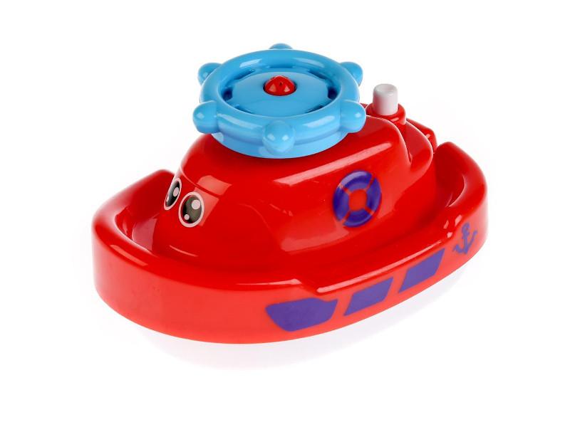 Игрушка Кораблик с фонтаном УМКА B1487992-R