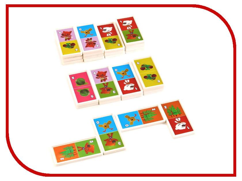 Настольная игра Умка Домино Ми-ми-мишки 4690590101193