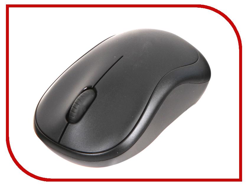 Мышь Logitech B220 Silent Black B2B Box 910-004881