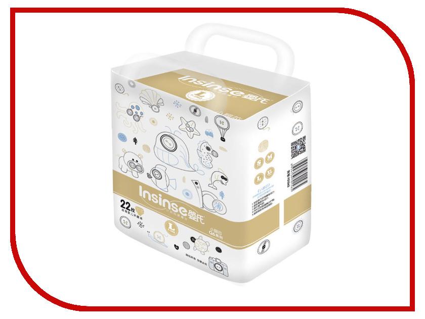 Подгузники Insinse Q6 L 9-13 кг 22шт