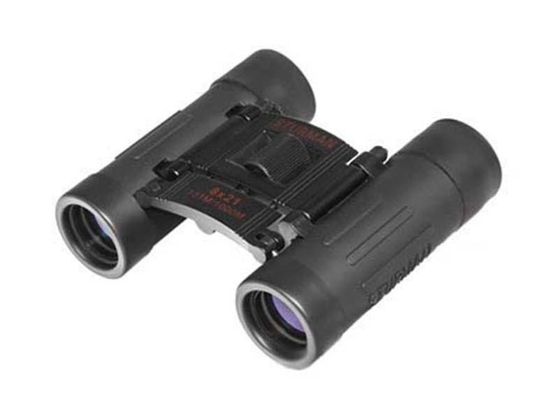 Бинокль Sturman 8x21 Black