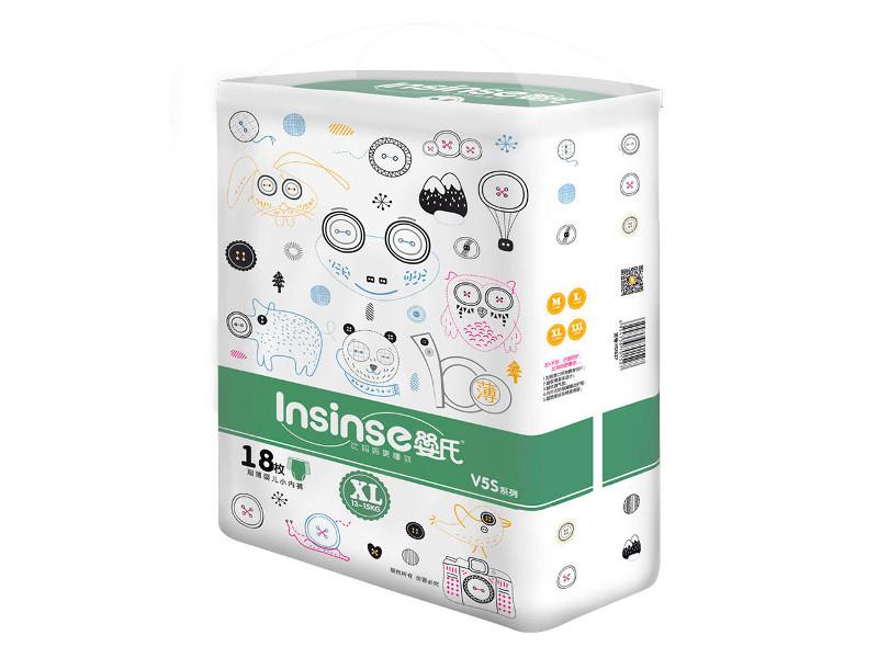 Подгузники Insinse V5S Трусики XL 13-15кг 18шт подгузники insinse q6 xl 13 кг 18шт