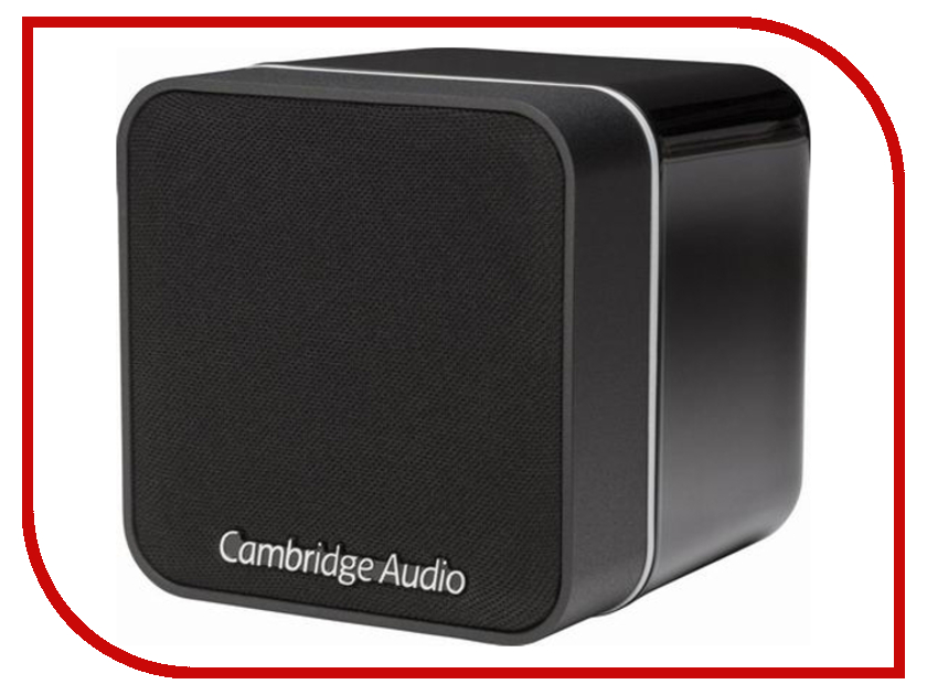 Колонки Cambridge Audio Minx Min 12 Black саундбар cambridge audio tvb2 black