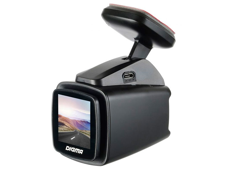 Видеорегистратор Digma FreeDrive 700-GW Magnetic