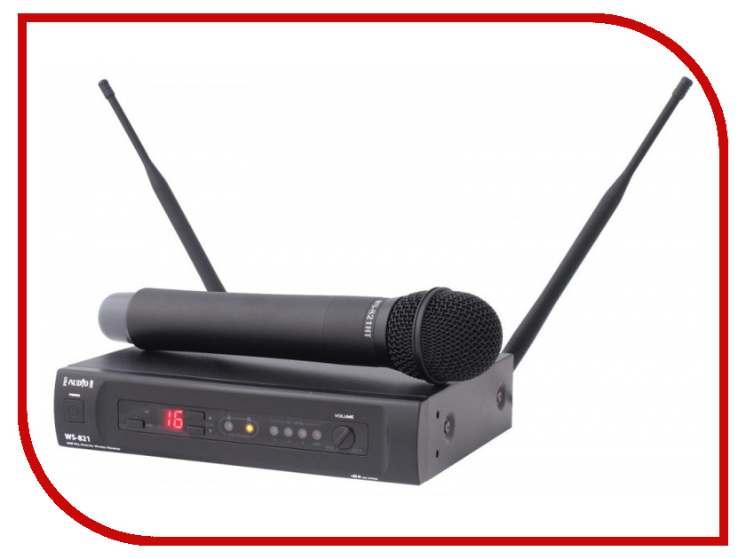 Радиосистема ProAudio WS-821HT