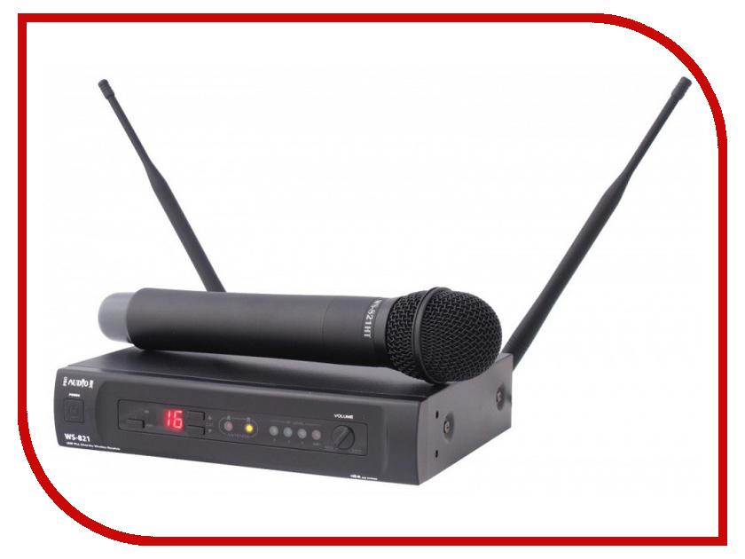 Радиосистема ProAudio WS-821HT цены