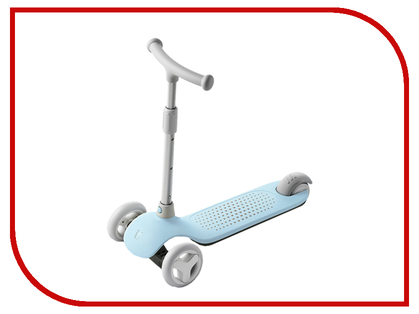 Самокат Xiaomi Rice Rabbit Scooter Blue