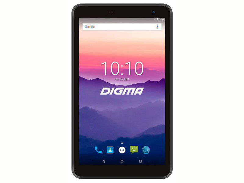 Планшет Digma Optima 7018N 4G планшет digma optima 8019n 4g black