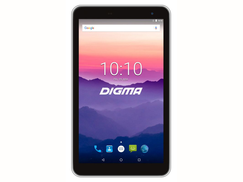 Планшет Digma Optima 7018N 4G White (MediaTek MTK8735 1.3 GHz/2048Mb/16Gb/4G/Wi-Fi/Bluetooth/GPS/Cam/7.0/1024x600/Android) планшет digma optima 8019n 4g black