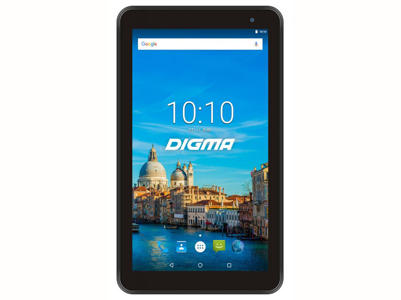 Планшет Digma Optima 7017N 3G Black (MediaTek MT8321 1.3GHz/2048Mb/16Gb/3G/Wi-Fi/Bluetooth/GPS/Cam/7.0/1024x600/Android)
