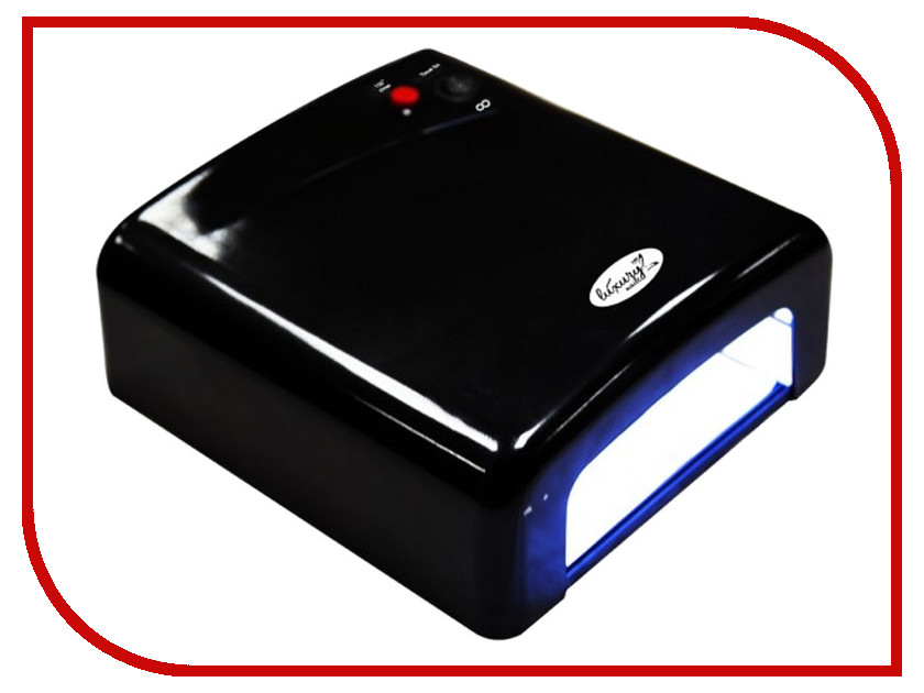 Лампа UV Dona Jerdona 818Р-7 36W Black 7 4v 1800mah lithium battery car charger kit for baofeng uv 5r black