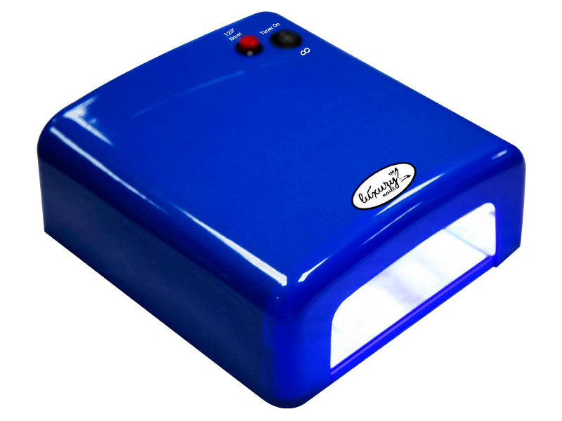 Лампа UV Dona Jerdona 818Р-1 36W Blue tnl лампа uv 36w черная электронная