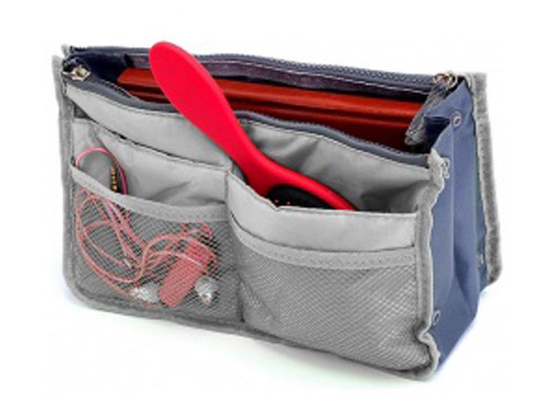 Аксессуар Органайзер Bradex Сумка в сумке Grey TD 0339 аксессуар органайзер bradex сумка в сумке grey td 0339