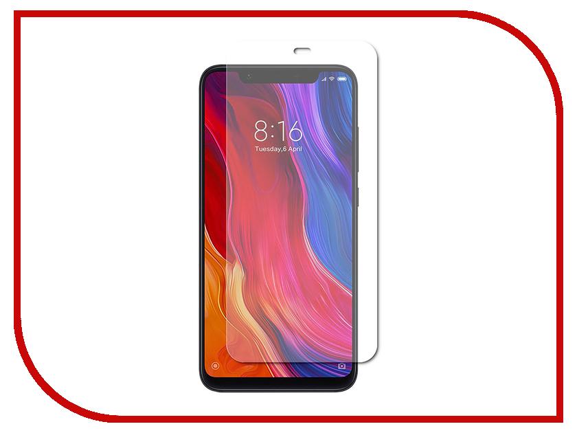 Купить Аксессуар Защитное стекло для Xiaomi Mi8 Zibelino TG 0.33mm 2.5D ZTG-XIA-MI8