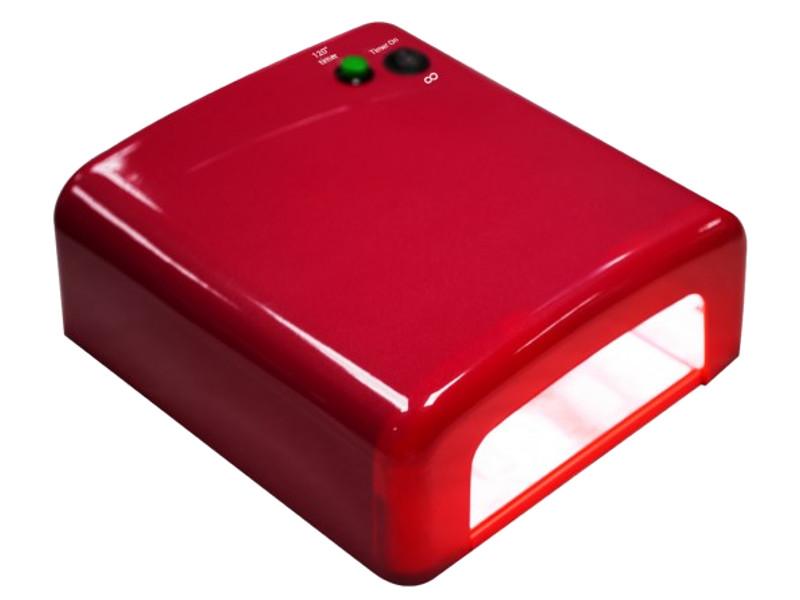 Лампа UV Dona Jerdona 101383 36W Red tnl лампа uv 36w черная электронная