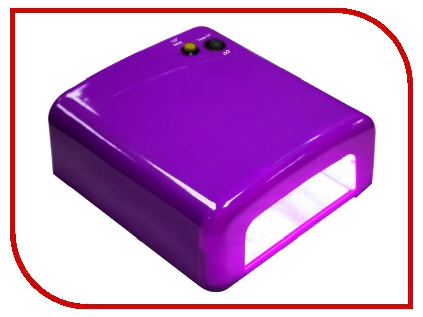 Лампа UV Dona Jerdona 101383 36W Violet 480w high power led uv led violet 6565 365nm 385nm 395nm 56 118mm board
