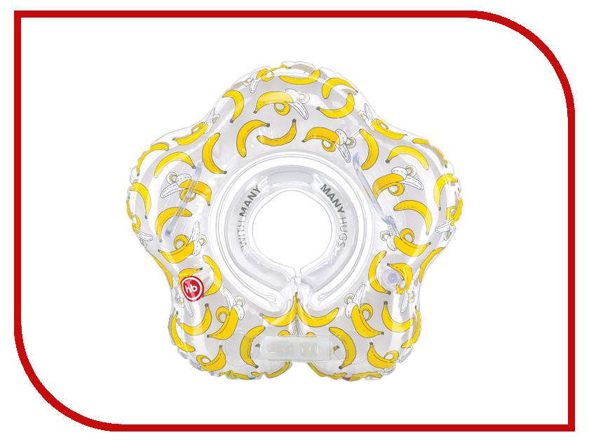 Круг для купания Happy Baby 121005 Swimmer Banana круг для купания младенцев flipper отзывы