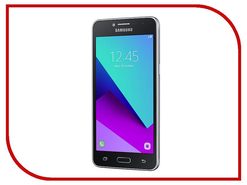 Сотовый телефон Samsung SM-G532F/DS Galaxy J2 Prime Absolut Black телефон samsung galaxy grand prime ve duos sm g531h ds белый