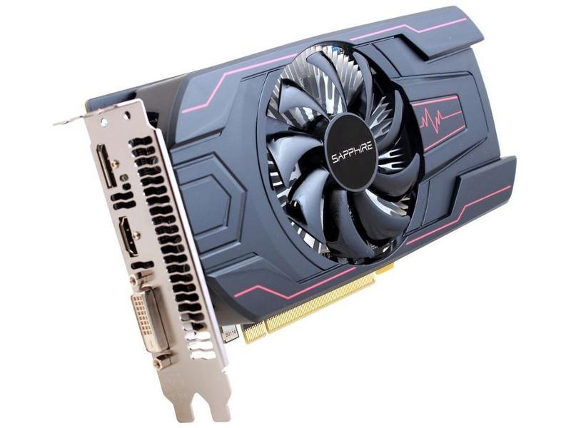 Видеокарта Sapphire Pulse Radeon RX 560 OC 1226Mhz PCI-E 3.0 2048Mb 6000Mhz 128 bit DP HDMI DVI HDCP 11267-22-20G