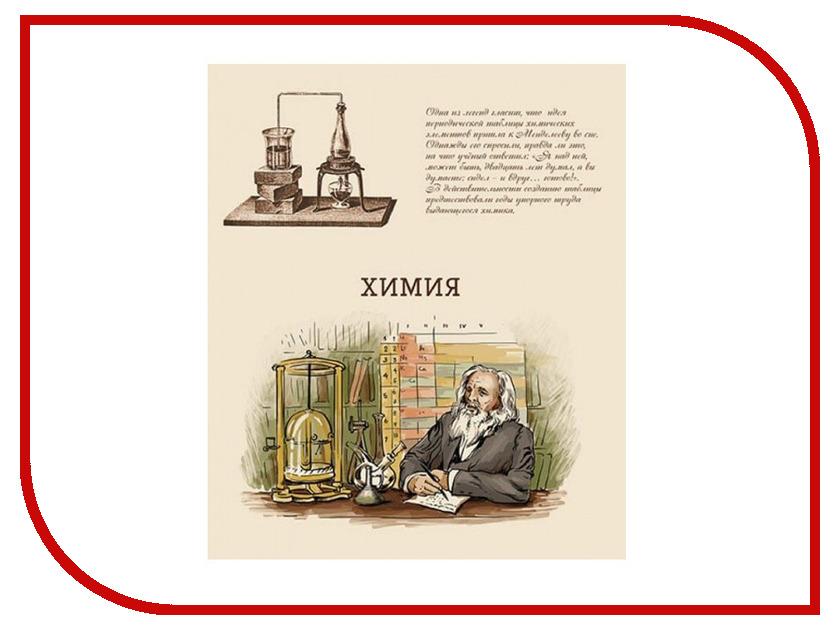 Тетрадь Феникс+ A5 48 листов Химия 44338