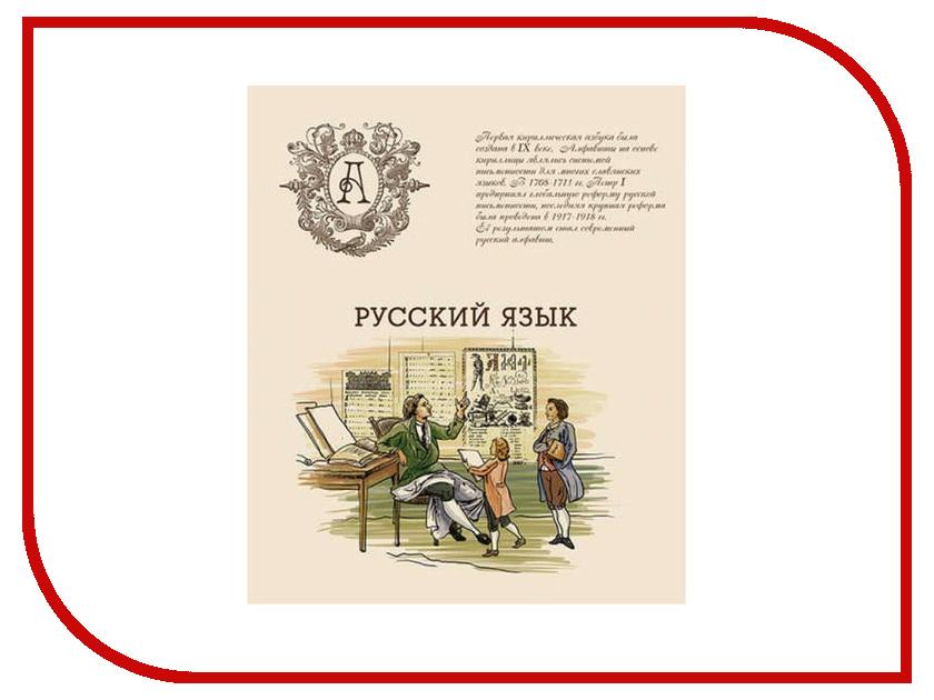 Тетрадь Феникс+ A5 48 листов Русский язык 44341 феникс русский язык 1 4 классы