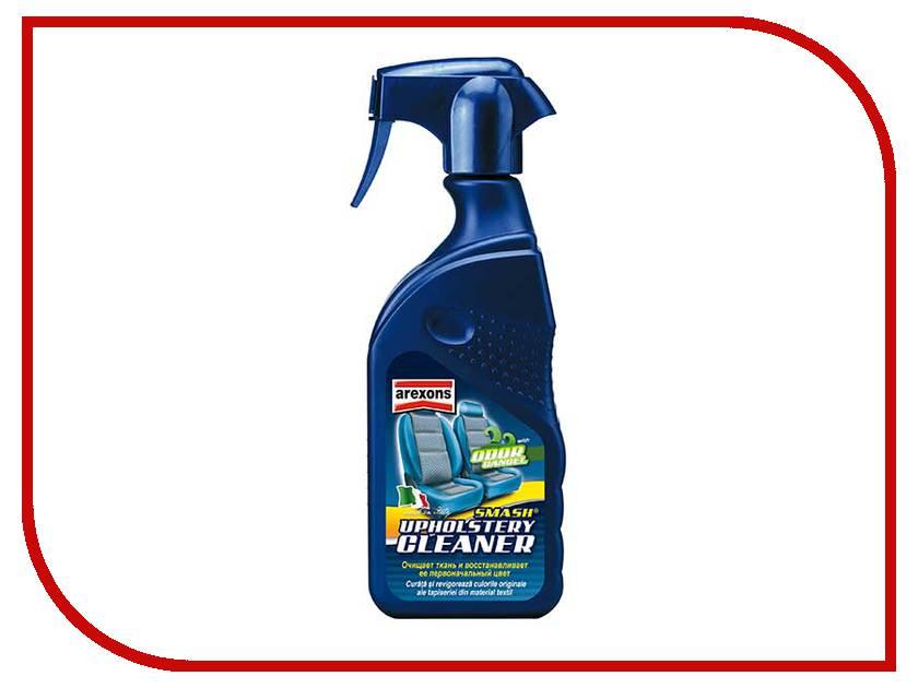 Очиститель салона Arexons Upholstery Cleaner 400ml 5433 очиститель химчистка saloon cleaner 520ml sbp 0006