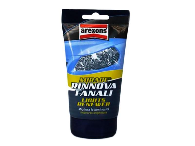 Полироль Arexons Mirage Rinnova Fanali для фар 150ml 8249