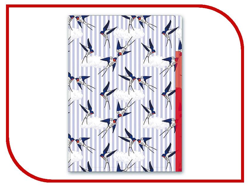 цены на Папка Феникс+ Ласточки A5 18.5x23cm 47021 в интернет-магазинах