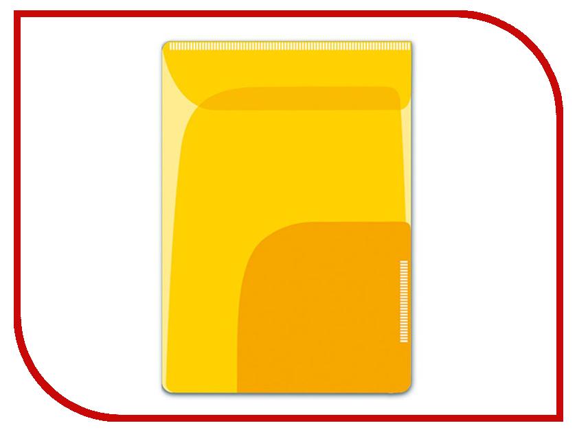 Папка Феникс+ 2шт 8.5x12cm Yellow-Orange 46731 502c 1 10 rc ambulance police car flash yellow led light white translucent orange