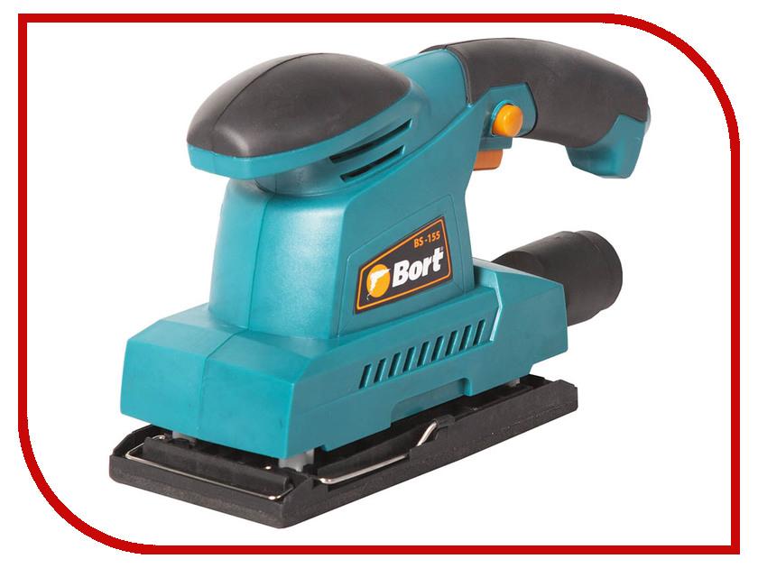 Шлифовальная машина Bort BS-155 шлифовальная машина bort bmw 200 p