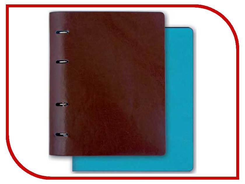 Бизнес-тетрадь Феникс+ Escalada Copybook A5 160 листов Brown-Turquoise 36091 стоппер для двери пенёк 14 см