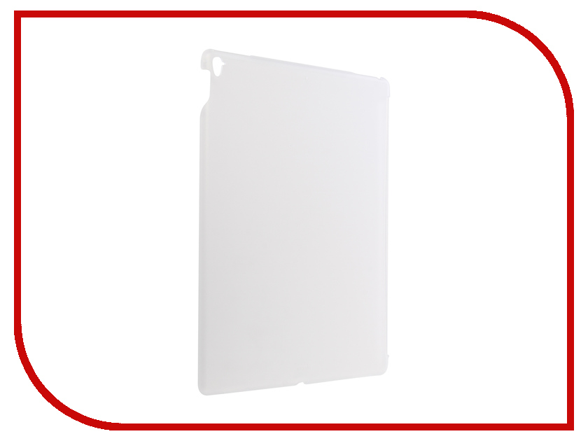 Аксессуар Чехол для APPLE iPad Pro 12.9 2017 Moshi iGlaze Transparent 99MO039911 t5a250v t5a