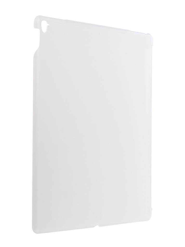 Аксессуар Чехол Moshi для APPLE iPad Pro 12.9 2017 iGlaze Transparent 99MO039911 сумка moshi aerio lite для ipad и других планшетов материал хлопок полиэстер цвет синий