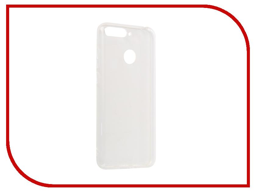 Аксессуар Чехол для Huawei Honor 7A Pro Svekla White SV-HWH7APRO-WH чехол для сотового телефона honor 5c сase сover white