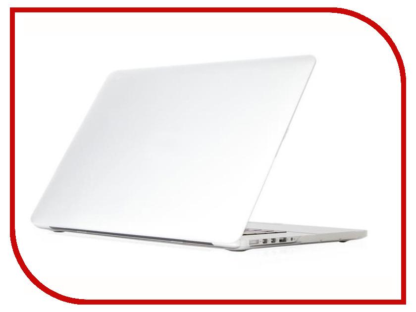Аксессуар Чехол 15.0-inch Moshi iGlaze для APPLE MacBook Pro 15 Transparent 99MO071908 все цены