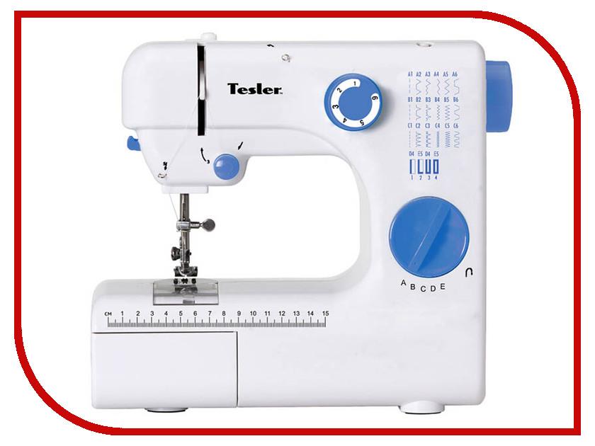 Швейная машинка Tesler SM-2030 морозильник tesler rf 90 белый