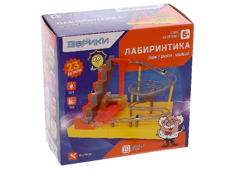 Конструктор Эврики Лабиринтика 23 дет. 2457783